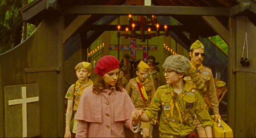 moonrise kingdom blurry